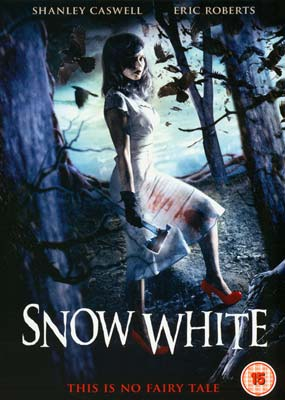 Snow White: Curse of the Axe Man  (DVD) - Klik her for at se billedet i stor størrelse.