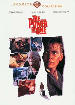 Power of One, The (Warner Archive) (DVD) - Klik her for at se billedet i stor størrelse.