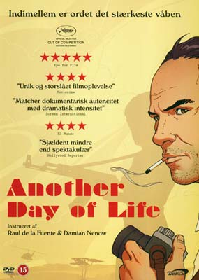 Another Day of Life  (DVD) - Klik her for at se billedet i stor størrelse.