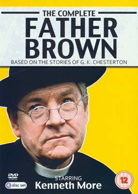 Father Brown:  The Complete Series (4-disc) (DVD) - Klik her for at se billedet i stor størrelse.