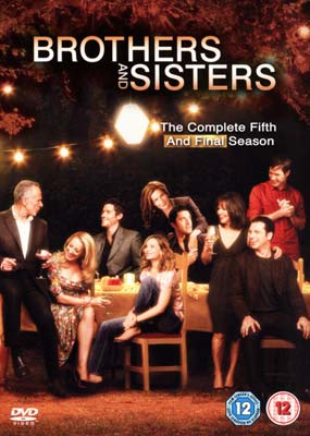 Brothers and Sisters: Season  5 - Final Season (6-disc) (DVD) - Klik her for at se billedet i stor størrelse.