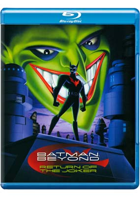 Batman Beyond: Return of the Joker (Blu-ray) (BD) - Klik her for at se billedet i stor størrelse.