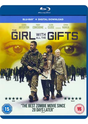 Girl with All the Gifts, The (Blu-ray) (BD) - Klik her for at se billedet i stor størrelse.