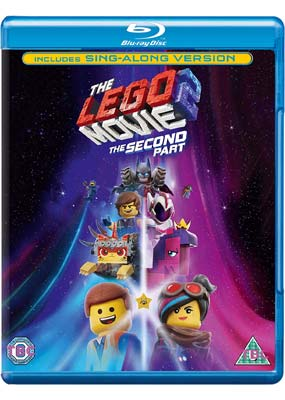 Lego Movie 2, The: The Second Part (Blu-ray 3D) (BD) - Klik her for at se billedet i stor størrelse.