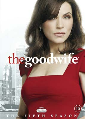Good Wife, The: Season   5 (6-disc) (DVD) - Klik her for at se billedet i stor størrelse.