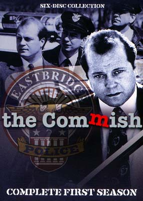 Commish, The: Season  1 (6-disc) (DVD) - Klik her for at se billedet i stor størrelse.