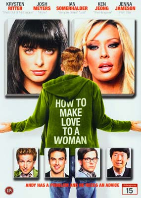 How to Make Love to a         Woman  (DVD) - Klik her for at se billedet i stor størrelse.