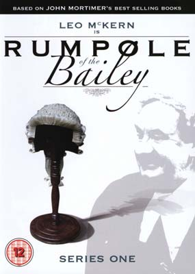 Rumpole  of the Bailey: Series 1 (2-disc) (DVD) - Klik her for at se billedet i stor st�rrelse.