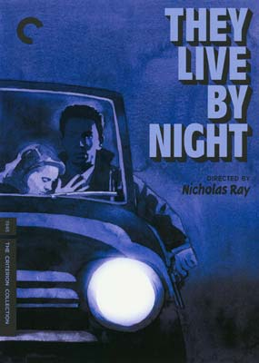They Live by Night (Criterion) (DVD) - Klik her for at se billedet i stor størrelse.