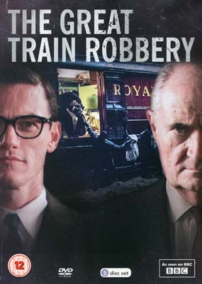 Great Train Robbery, The  (DVD) - Klik her for at se billedet i stor størrelse.