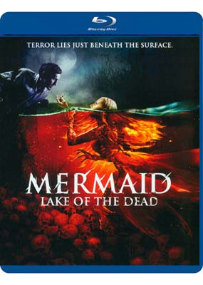 Mermaid, The: Lake of the Dead (Blu-ray) (BD) - Klik her for at se billedet i stor størrelse.