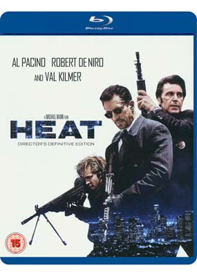 Heat: Director's Definitive Edition (2-disc) (Blu-ray) (BD) - Klik her for at se billedet i stor størrelse.