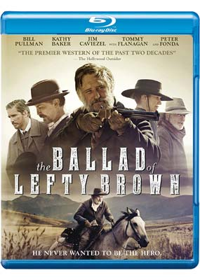 Ballad of Lefty Brown, The (Blu-ray) (BD) - Klik her for at se billedet i stor størrelse.