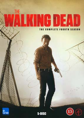 Walking Dead, The: Season     4 (5-disc) (DVD) - Klik her for at se billedet i stor størrelse.