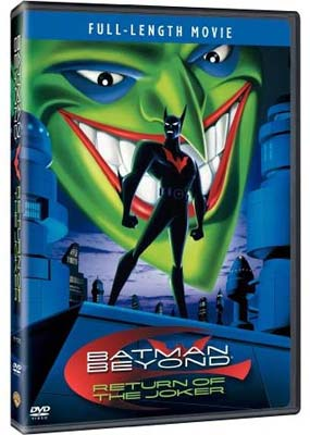 Batman Beyond: Return of the Joker  (DVD) - Klik her for at se billedet i stor størrelse.