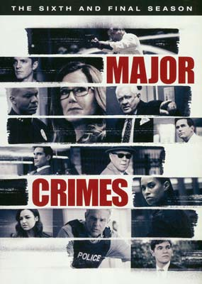 Major Crimes: Season 6 - The Final Season (3-disc) (DVD) - Klik her for at se billedet i stor størrelse.