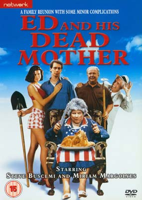 Ed and His Dead Mother  (DVD) - Klik her for at se billedet i stor størrelse.