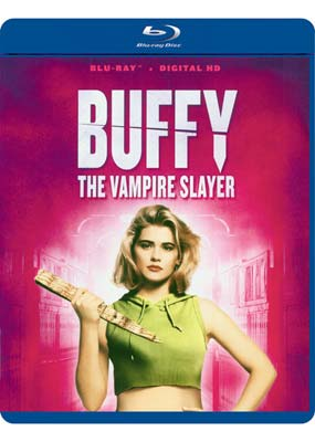 Buffy the Vampire Slayer (The Movie) (Blu-ray) (BD) - Klik her for at se billedet i stor størrelse.