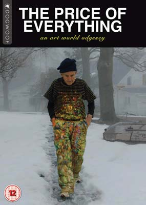 Price of Everything, The  (DVD) - Klik her for at se billedet i stor størrelse.