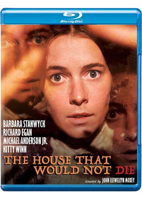 House That Would Not Die, The (Blu-ray) (BD) - Klik her for at se billedet i stor størrelse.