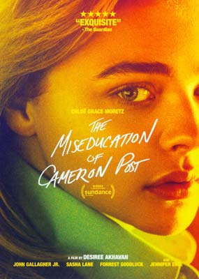 Miseducation of Cameron Post, The  (DVD) - Klik her for at se billedet i stor størrelse.