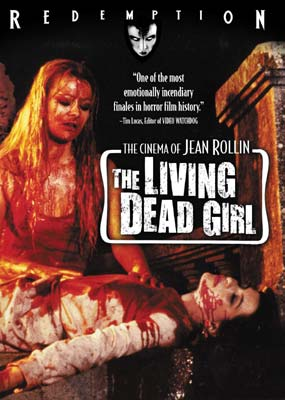 Living Dead Girl, The (Remastered)  (DVD) - Klik her for at se billedet i stor størrelse.