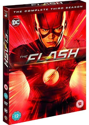 Flash, The: Season  3 (6-disc) (DVD) - Klik her for at se billedet i stor størrelse.