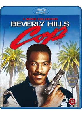 Beverly Hills Cop: 3-Movie Collection (Blu-ray) (BD) - Klik her for at se billedet i stor størrelse.