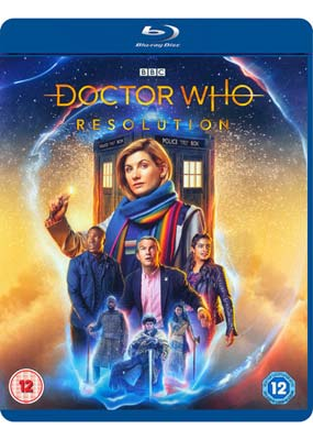 Doctor Who: Resolution (2019 New Year Special) (Blu-ray) (BD) - Klik her for at se billedet i stor størrelse.
