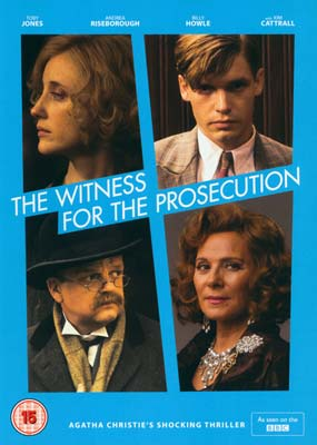 Witness for the Prosecution, The (Toby Jones)  (DVD) - Klik her for at se billedet i stor størrelse.