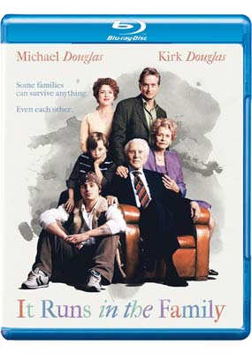 It Runs in the Family (Michael Douglas) (Blu-ray) (BD) - Klik her for at se billedet i stor størrelse.