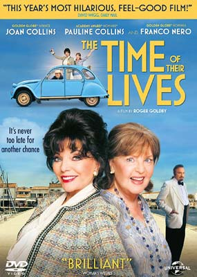 Time of Their Lives, The  (DVD) - Klik her for at se billedet i stor størrelse.