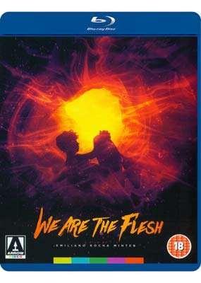 We are the Flesh (Blu-ray) (BD) - Klik her for at se billedet i stor størrelse.