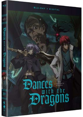 Dances with the Dragons: The Complete Series (Blu-ray) (BD) - Klik her for at se billedet i stor størrelse.