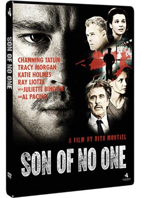 Son of No One, The  (DVD) - Klik her for at se billedet i stor størrelse.