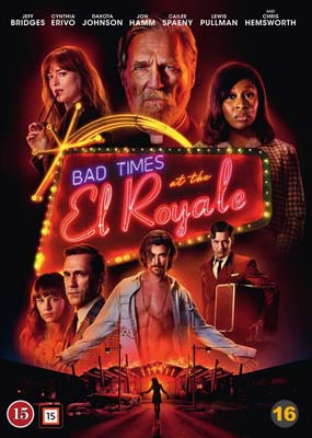 Bad Times at the El Royale  (DVD) - Klik her for at se billedet i stor størrelse.