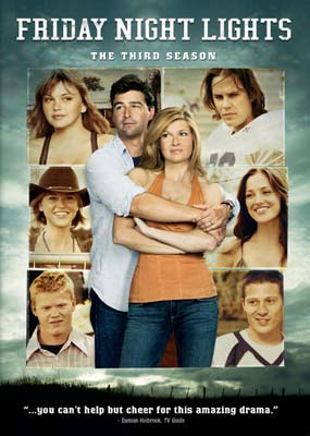 Friday Night Lights: Season  3 (4-disc) (DVD) - Klik her for at se billedet i stor størrelse.