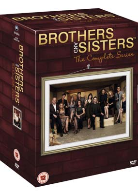 Brothers and Sisters: The Complete Series (29-disc) (DVD) - Klik her for at se billedet i stor størrelse.