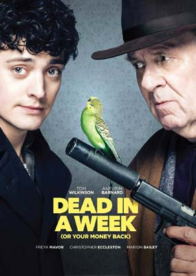 Dead in a Week: Or Your Money Back  (DVD) - Klik her for at se billedet i stor størrelse.