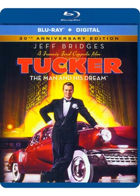 Tucker: The Man and His Dream (30th Anniversary) (Blu-ray) (BD) - Klik her for at se billedet i stor størrelse.