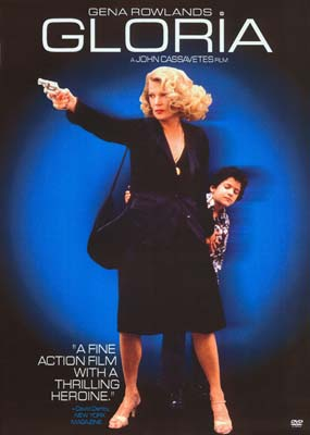 Gloria (Gena Rowlands) (Sony Choice Collection) (DVD) - Klik her for at se billedet i stor størrelse.
