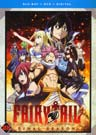 Fairy Tail: Part 25 (Episodes 304-316) (Blu-ray & DVD)
