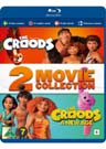 Croods, The: 2 Movie Collection (2-disc) (Blu-ray)