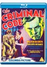 Criminal Code, The: Limited Edition (Blu-ray)