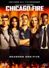 Chicago Fire: Seasons   1-5 (30-disc)