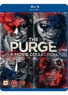 Purge, The: 4-Movie Collection (Blu-ray)