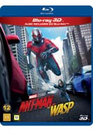 Ant-Man and the  Wasp (Blu-ray 3D)