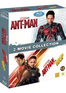 Ant-Man & Ant-Man and the Wasp (Blu-ray)