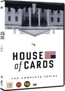 House of Cards: The Complete Series (23-disc)