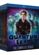 Quantum Leap: The Complete Series (18-disc) (Blu-ray)